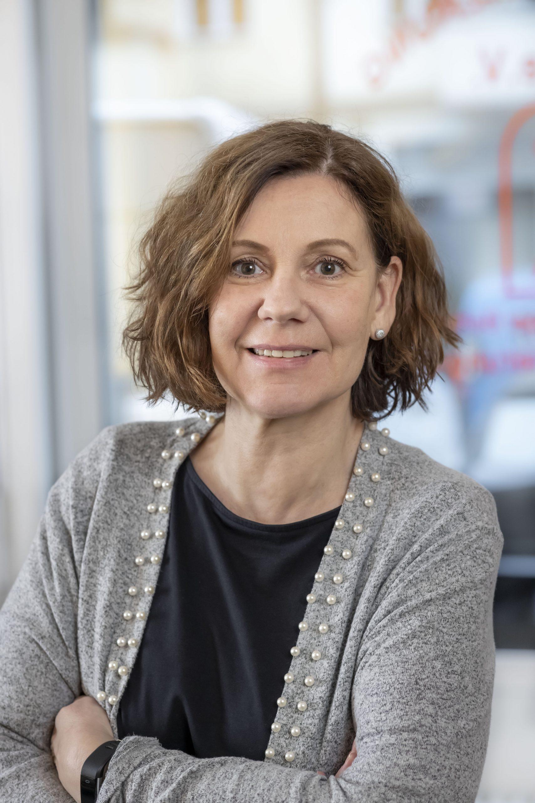 Katja Lalk, Assistentin der Geschäftsführung